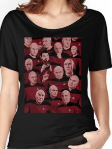 Picard Day Women's Relaxed Fit T-Shirt
