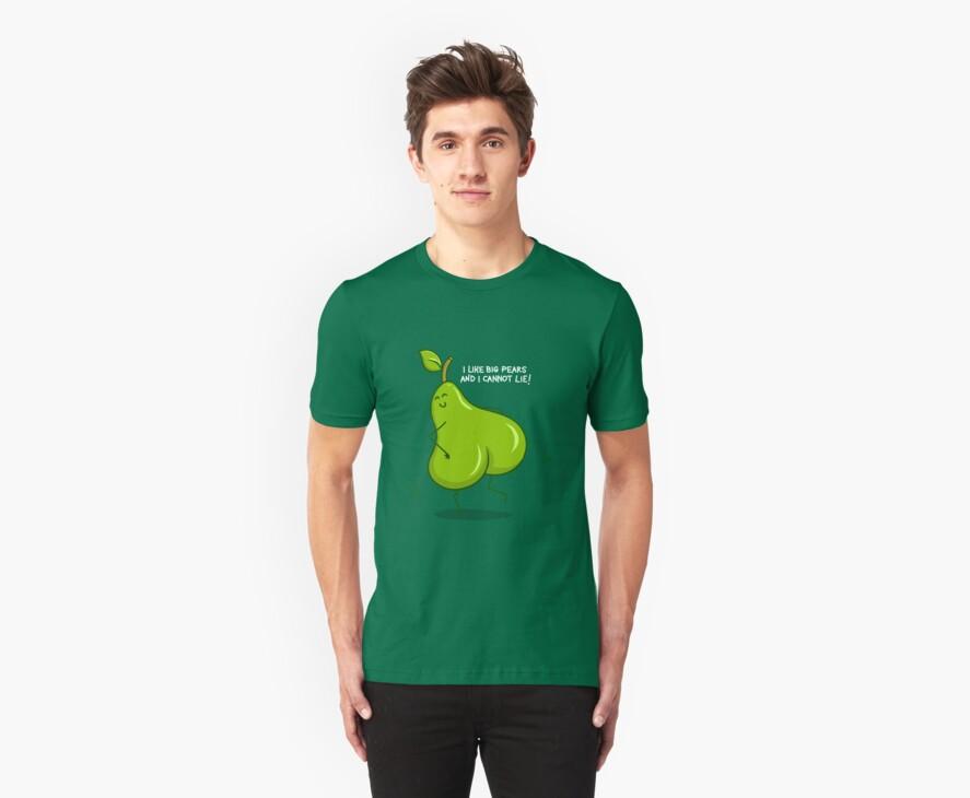 One sASSy pear by AnishaCreations