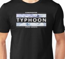 Typhoon Blue Unisex T-Shirt