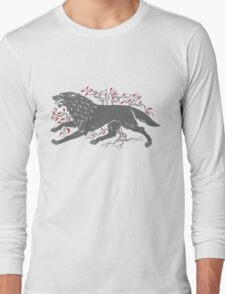 Old Wolf Long Sleeve T-Shirt