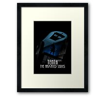 Tenth - the animated series V2 Framed Print