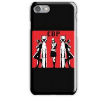 CBP BOMBS iPhone Case/Skin