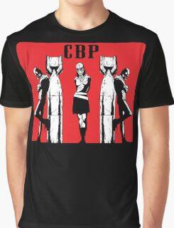 CBP BOMBS Graphic T-Shirt