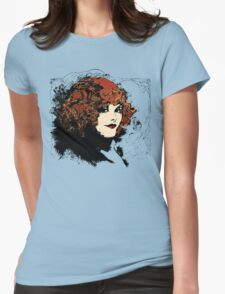 The Redhead Womens Fitted T-Shirt