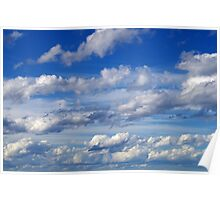 Cloud layers Poster