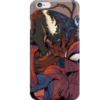 Spiderman and Venom iPhone Case/Skin