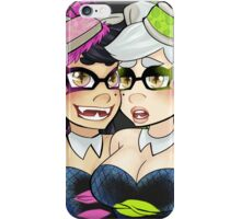 Callie and Marie (phone case) iPhone Case/Skin
