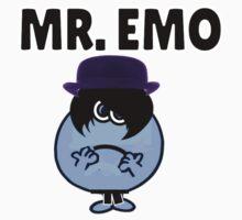MR. EMO Kids Tee
