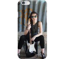 I love Rock iPhone Case/Skin