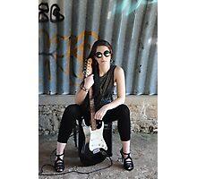 I love Rock Photographic Print