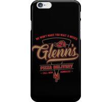 Glenn's Pizza iPhone Case/Skin