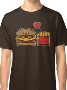 Burger and Fries Classic T-Shirt