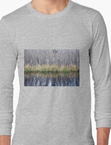 Swamp Reflection Long Sleeve T-Shirt