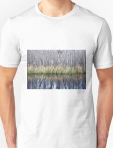 Swamp Reflection Unisex T-Shirt