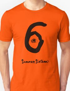Summer sixteen - black T-Shirt