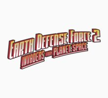earth defense force 2 invaders from planet space by baybayse