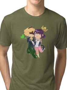 I'll Be Your Knight For the Ball, Princess. Tri-blend T-Shirt