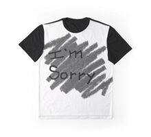 Sorry Graphic T-Shirt