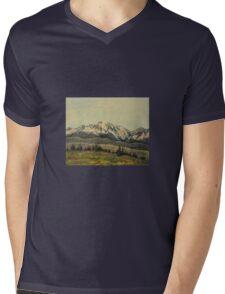 Gore Range Mens V-Neck T-Shirt