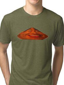 george lopez temple of doom Tri-blend T-Shirt