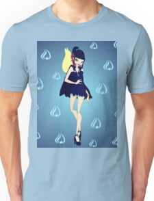 Blue Flame/Fire Fairy Drawing - (Designs4You) Unisex T-Shirt