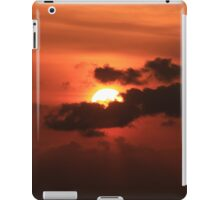 Sunset #19 iPad Case/Skin