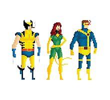Mutants in Bits Photographic Print