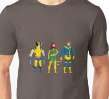 Mutants in Bits Unisex T-Shirt