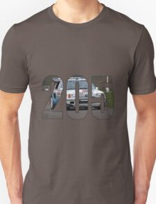Peugeot 205 Rallye T-Shirt