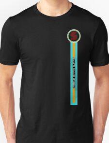 Sam's Game Room Stripe Unisex T-Shirt