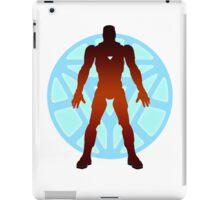 Man and Reactor iPad Case/Skin