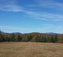 Adirondack Fall by stevierocks987