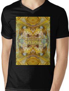 Let Her Eat Cake Queen's Grand Apartment Versailles Mens V-Neck T-Shirt