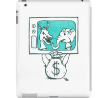 Republicans and Democrats iPad Case/Skin