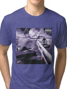 Eminem Slim Shady LP  Tri-blend T-Shirt