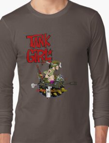 Tank this... Long Sleeve T-Shirt