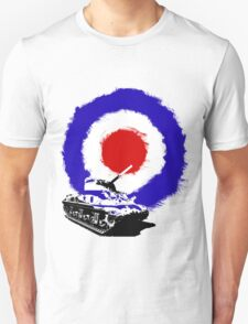 Tank Target Unisex T-Shirt