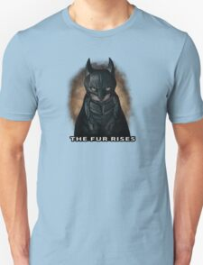 BatCat The Fur Rises Unisex T-Shirt