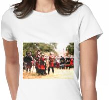 Prelude to war Womens Fitted T-Shirt