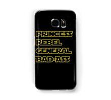 Princess Leia: A Summary Samsung Galaxy Case/Skin