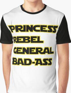 Princess Leia: A Summary Graphic T-Shirt
