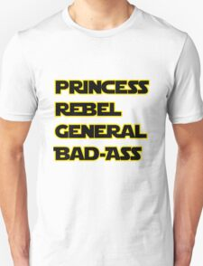 Princess Leia: A Summary Unisex T-Shirt