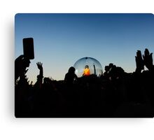 Flaming Lips Canvas Print