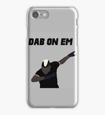 Pogba - Dab on Em Celebration minimalist iPhone Case/Skin