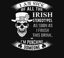 ARE YOU PROUD TO BE IRISH? T-Shirt