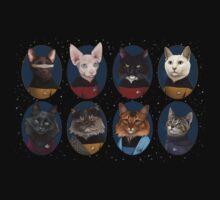 Star Trekkitties: The Next Generation by Jenny Parks