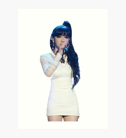 Park Bom - phone cases and More Art Print