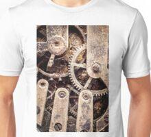 Macro Steampunk watchparts Unisex T-Shirt