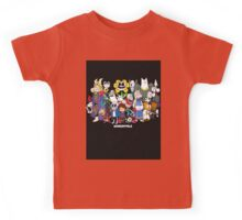 Undertale - All characters Kids Tee