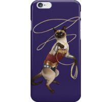 Wonder Cat iPhone Case/Skin